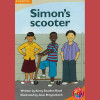 Simon's scooter